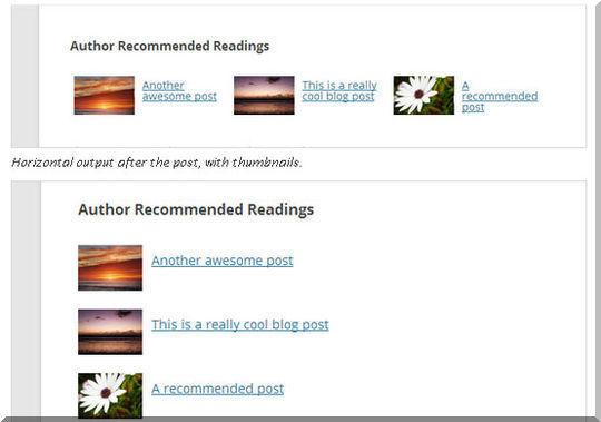 10 Best Wordpress Post Recommendation Plugins 2