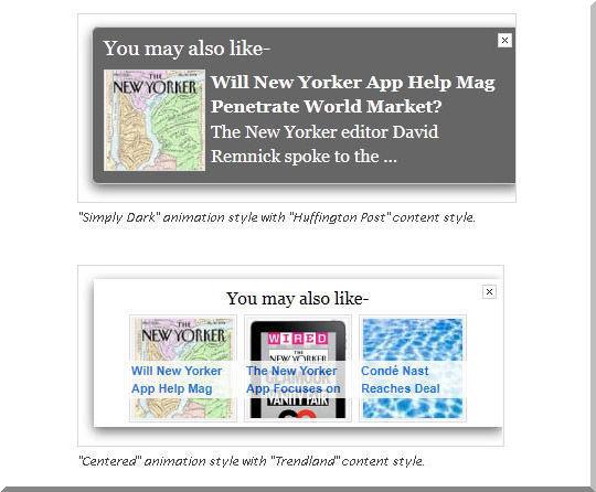 10 Best Wordpress Post Recommendation Plugins 8