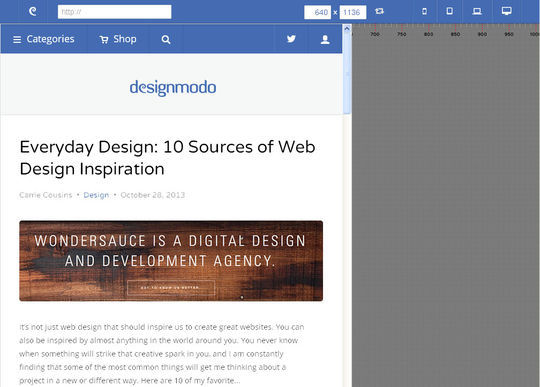 40 Tools And Resources For Creating Responsive Website Layouts 14