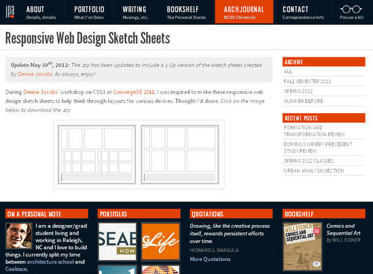 40 Tools And Resources For Creating Responsive Website Layouts 16
