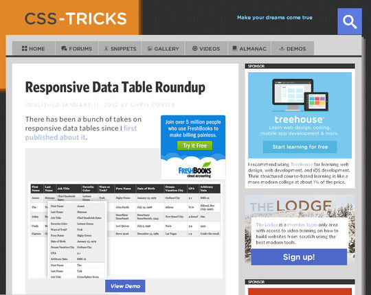 40 Tools And Resources For Creating Responsive Website Layouts 24