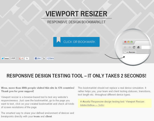 40 Tools And Resources For Creating Responsive Website Layouts 6