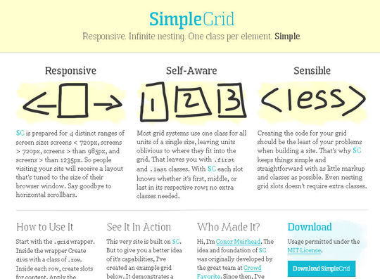 40 Tools And Resources For Creating Responsive Website Layouts 38