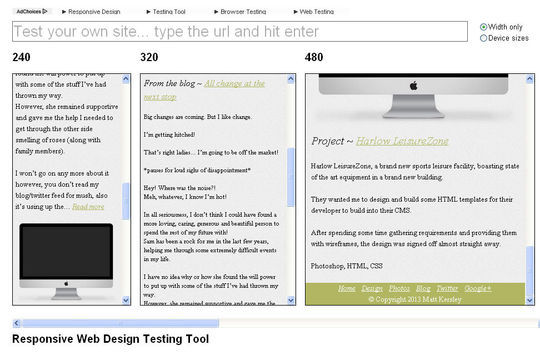 40 Tools And Resources For Creating Responsive Website Layouts 39