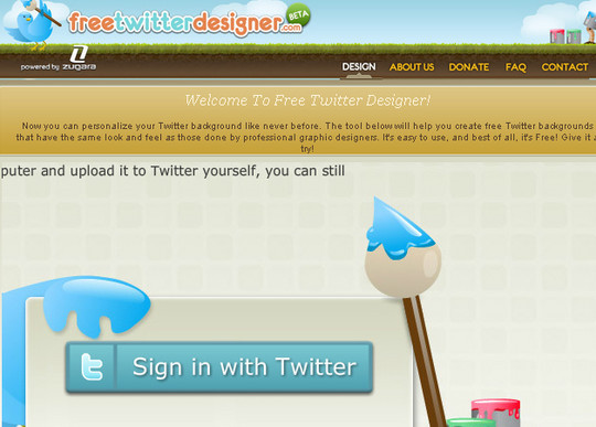 40 Twitter Tools, Resources & Creative Backgrounds 3