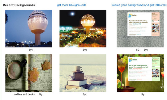 40 Twitter Tools, Resources & Creative Backgrounds 13