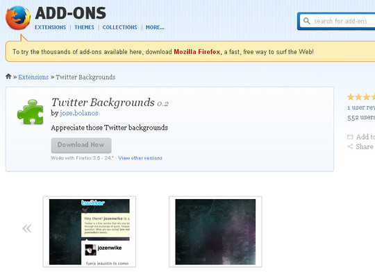 40 Twitter Tools, Resources & Creative Backgrounds 15