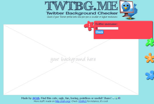 40 Twitter Tools, Resources & Creative Backgrounds 4