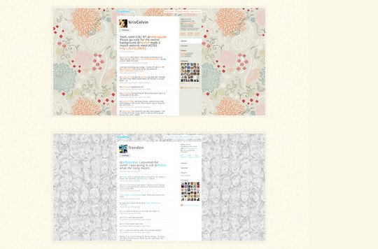 40 Twitter Tools, Resources & Creative Backgrounds 25