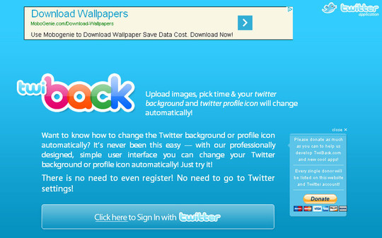 40 Twitter Tools, Resources & Creative Backgrounds 5