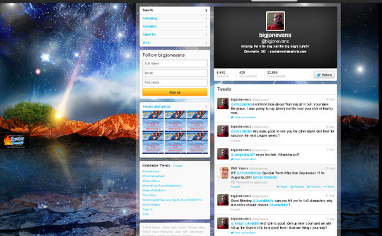 40 Twitter Tools, Resources & Creative Backgrounds 30