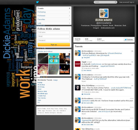 40 Twitter Tools, Resources & Creative Backgrounds 33
