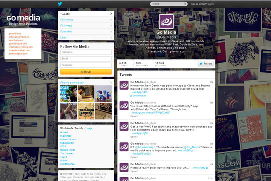 40 Twitter Tools, Resources & Creative Backgrounds 36