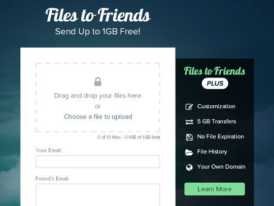 15 Free Tools to Send Or Receive Large Files 2