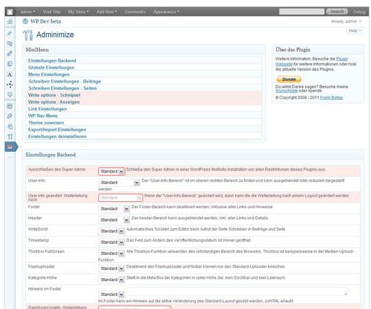 Top 40 Wordpress Plugins For Blog Administrators 13