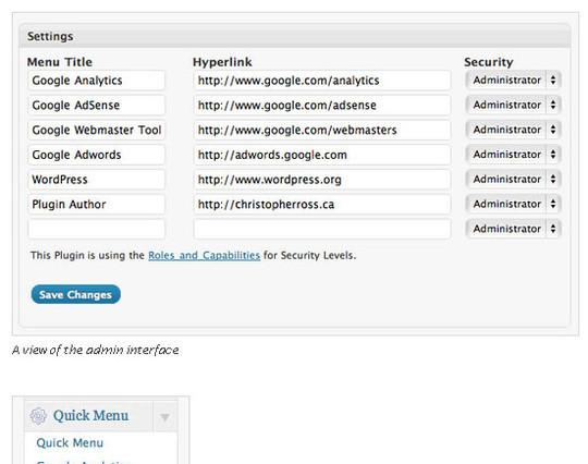 Top 40 Wordpress Plugins For Blog Administrators 15