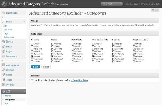 Top 40 Wordpress Plugins For Blog Administrators 22