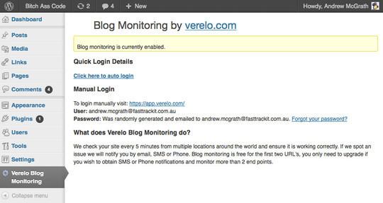 Top 40 Wordpress Plugins For Blog Administrators 14