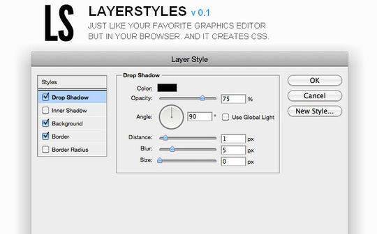 12 Powerful Tools For Quick CSS Development 3