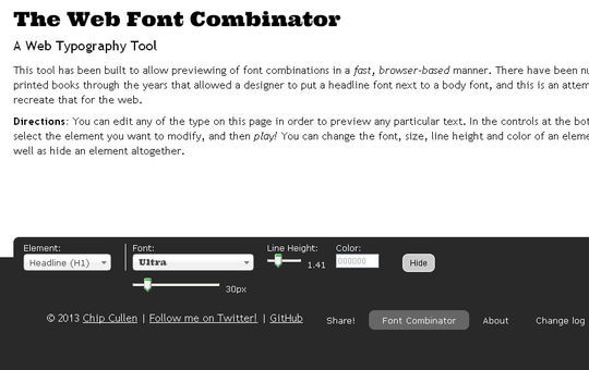 12 Powerful Tools For Quick CSS Development 4
