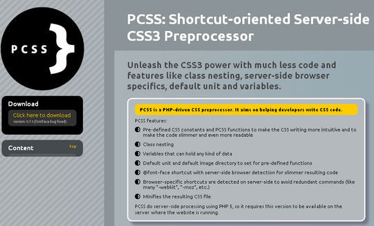 12 Powerful Tools For Quick CSS Development 6
