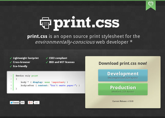 Useful Collection Of Free CSS Libraries & Resources 2