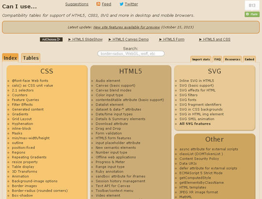 Useful Collection Of Free CSS Libraries & Resources 22