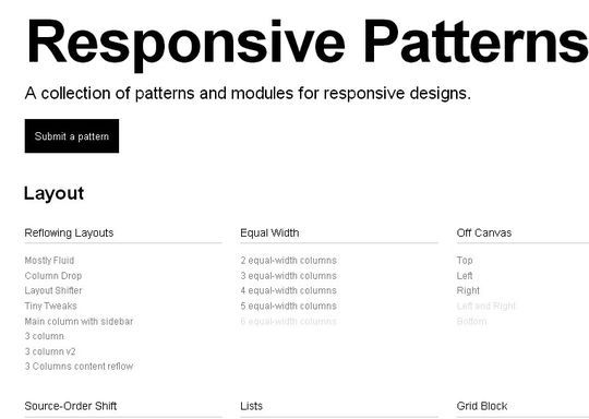 Useful Collection Of Free CSS Libraries & Resources 30