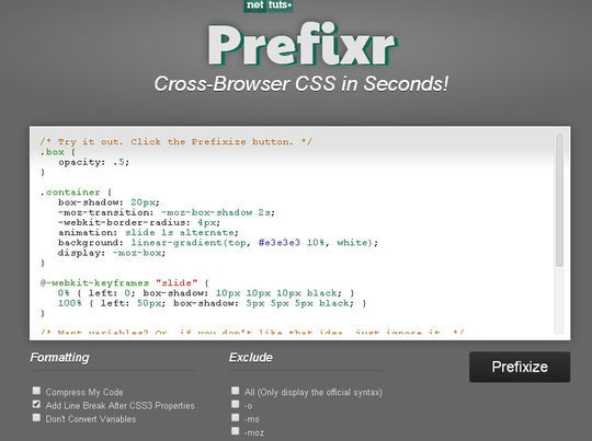 Useful Collection Of Free CSS Libraries & Resources 31