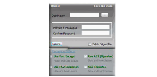 13 Free File Encryption Tools And Software 13