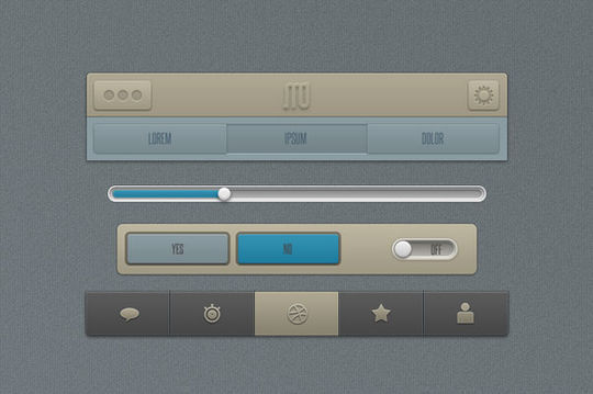 45 Awesome Freebies For Web Designers 7