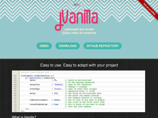 50 Fresh jQuery Plugins For Web Developers 25