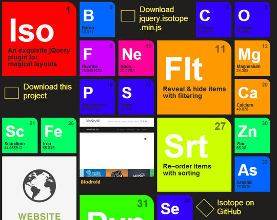 50 Fresh jQuery Plugins For Web Developers 39
