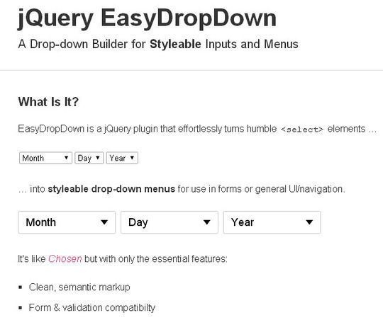 50 Fresh jQuery Plugins For Web Developers 41