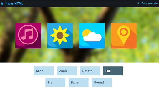 50 Fresh jQuery Plugins For Web Developers 8