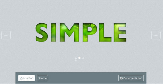 50 Fresh jQuery Plugins For Web Developers 46