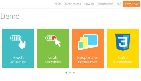 50 Fresh jQuery Plugins For Web Developers 49