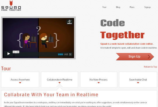40 Excellent Online Real-Time HTML Editors 20