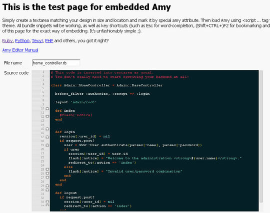 40 Excellent Online Real-Time HTML Editors 28