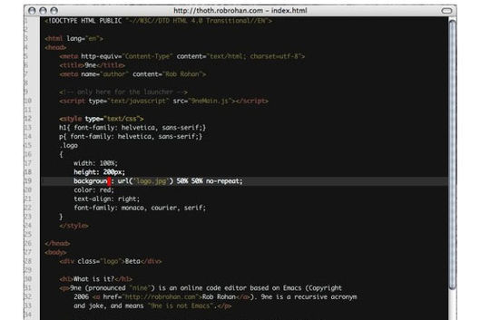 40 Excellent Online Real-Time HTML Editors 32