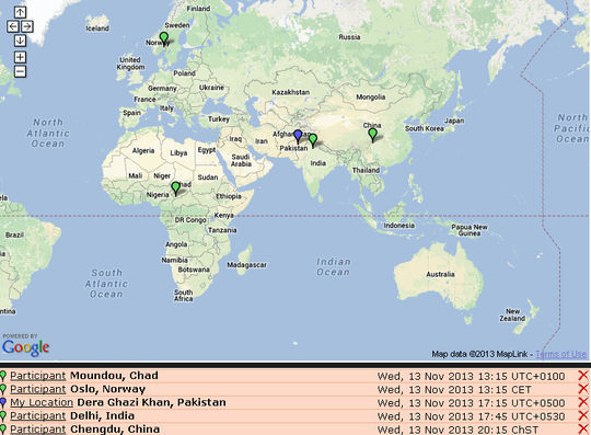 9 Useful Time Zone Converters For Computer & Mobile Users 2