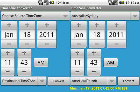 9 Useful Time Zone Converters For Computer & Mobile Users 6