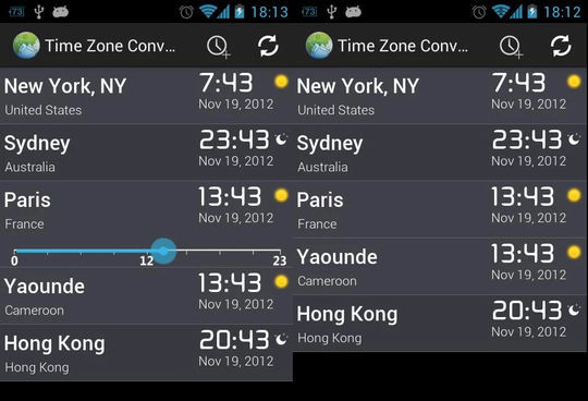 9 Useful Time Zone Converters For Computer & Mobile Users 7