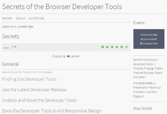 Valuable Tools/Resources For Web Designers & Developers 11