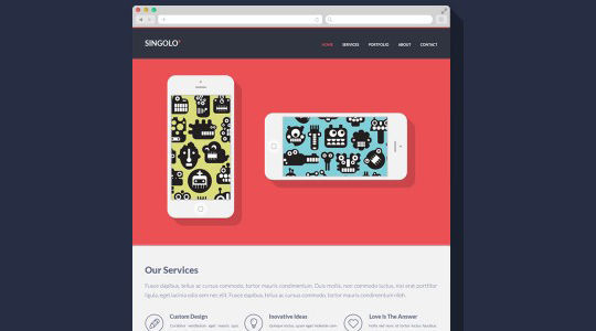 45 Fresh And Free Web User Interface Photoshop Files 30