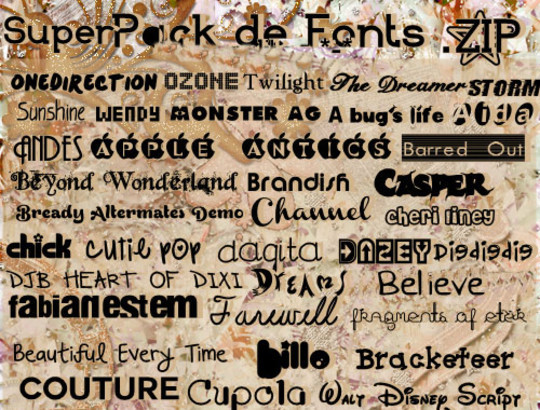 20 Excellent Yet Free Fonts For Designers 11