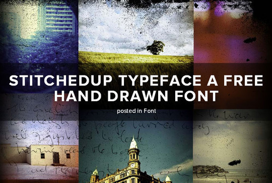 20 Excellent Yet Free Fonts For Designers 12