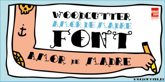 20 Excellent Yet Free Fonts For Designers 18