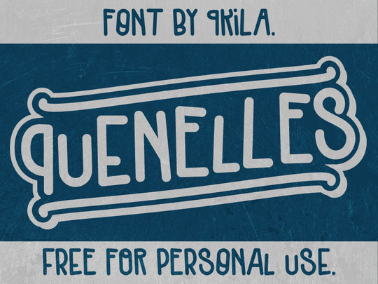 20 Excellent Yet Free Fonts For Designers 19