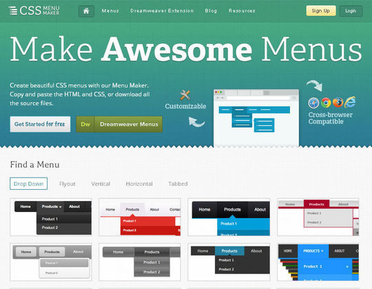 15 CSS Tools To Speed Up Coding 20